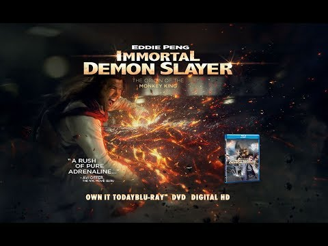 Immortal Demon Slayer - The Legend of Wu Kong (2018) Official Trailer - Crimson Forest Films