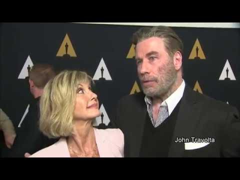 Olivia Newton John, John Travolta & Grease Cast: Reuters (August 15, 2018)