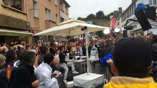 Saint-Lo France  city pictures gallery : Village depart, l'émission en direct de Saint-Lo