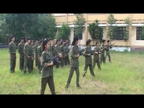 Chú trọng giáo dục quốc phòng trong các trường THPT Quảng Trị