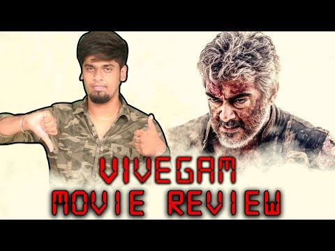 Vivegam Review By Review Raja | Average Movie From Siva | Vivegam Movie Review | Only For Anirudh!