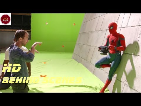 Spider Man Homecoming  – Stunts Behind The Scenes Part 1 HD