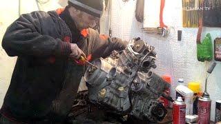 3. Ремонт двигател� CF Moto 800cc 2v91w