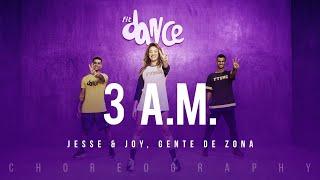 3 A.M   Jesse  Joy Gente de Zona   FitDance Life Coreografía Dance Video