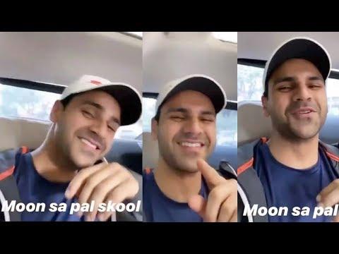 Vivek Dahiya Having FUN With Divyanka Tripathi   FUNNY VIDEO   Instagram