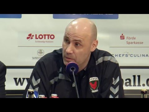 Pressekonferenz: THW Kiel - Füchse Berlin, 27.02.2016