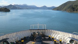Picton New Zealand  city photos gallery : Cook Strait Ferry | Picton to Wellington, NZ