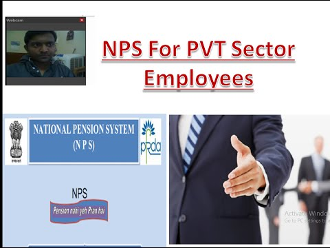 10- New Pension Scheme for Private sector Employees (Hindi)