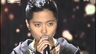 Charice sings True Colors and Born This Way