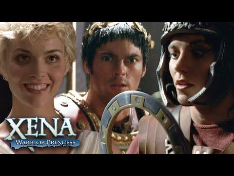 Xena Tries to Kill Caesar | Xena: Warrior Princess
