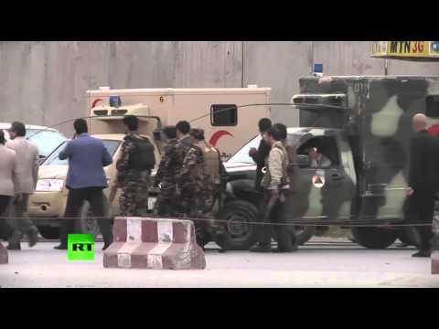 Эксперт: Теракт в Кабуле ставит под угрозу диалог властей Афганистана с движение...