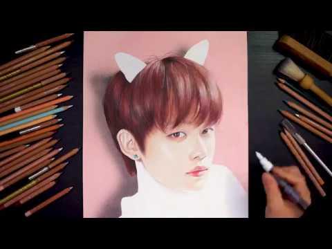 TXT (투모로우바이투게더) 'Sketching Film' - 연준 (YEONJUN) - Thời lượng: 93 giây.