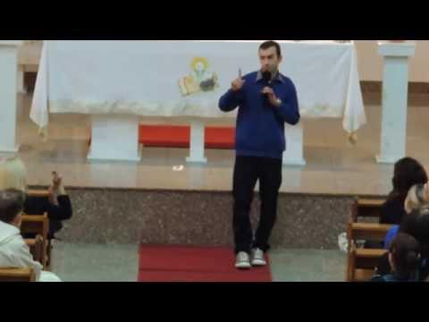 Homilia da missa de Pentecostes em Sapiranga