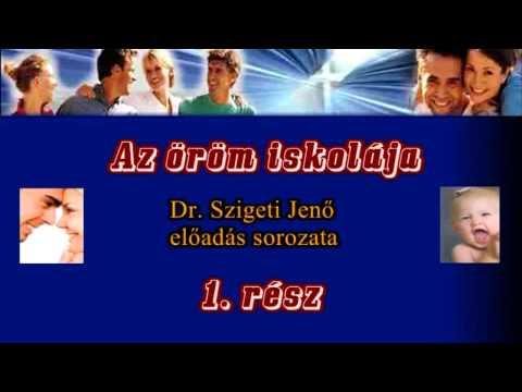 Dr. Szigeti Jenő : Az öröm iskolája1