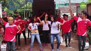 Lagu Dangdut Koplo Polisi By Kecimol Megantara Di iringi Penari Hot