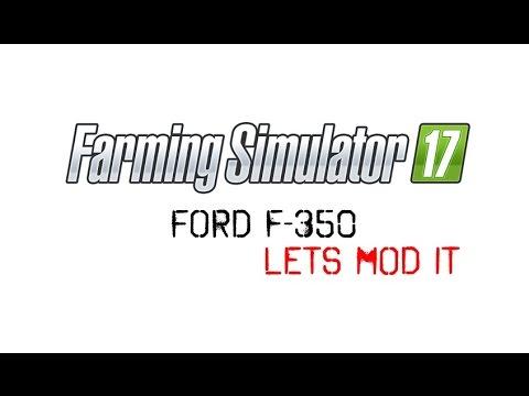 Ford F350 Work Truck v2
