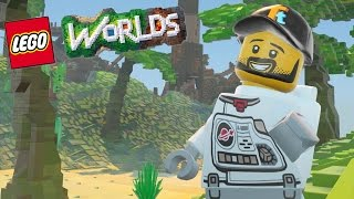 BACK IN LEGO WORLDS!!!! | Lego Worlds