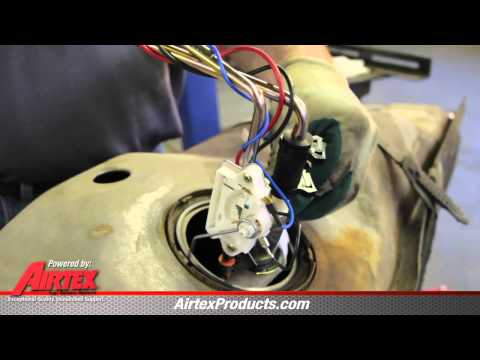 How to Install E2148S Fuel Pump Sender Assembly in 1985-1986 Ford F150/350 Truck 302