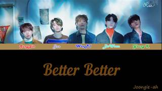 Download Lagu [PT-BR] DAY6 - Better Better LEGENDADO Mp3