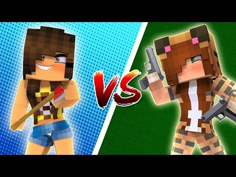 GOLDY VS TINA !? (видео)