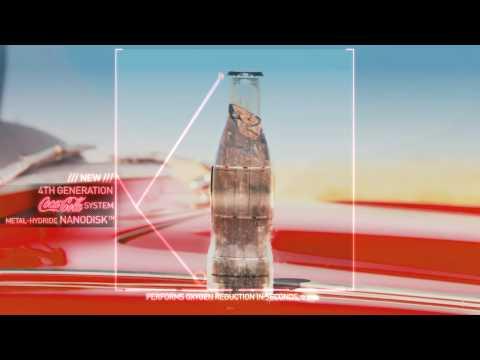 Coca-Cola Zero Nanodisk Commercial