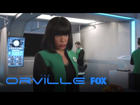 Yaphit Professes His Love For Dr. Claire | Season 1 Ep. 9 | THE ORVILLE