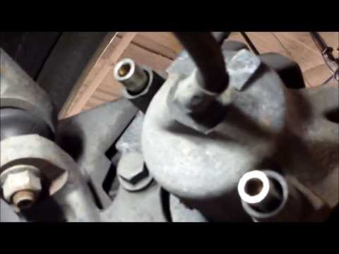 DIY How to replace install front brake pads 1999 JAGUAR Vanden Plas