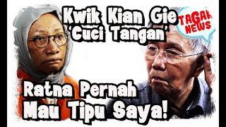 "Video ""Cuci Tangan"" Kwik Kian Gie Sudah Ingin Peringatkan Prabowo, Saya Pernah Mau Ditipu Ratna MP3, 3GP, MP4, WEBM, AVI, FLV Oktober 2018"
