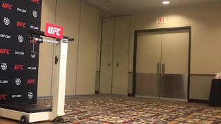 UFC on FOX 31: Official  Weigh Ins Live Stream - MMA Fighting by MMA Fighting