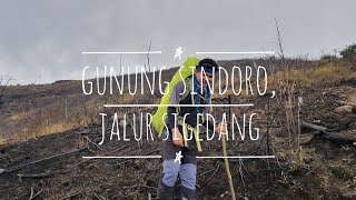 Download Video Gunung Sindoro via Sigedang (Jalur Tambi) pasca kebakaran MP3 3GP MP4