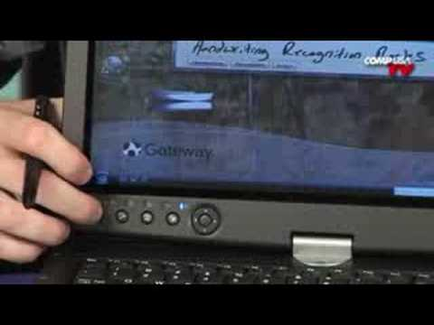 Gateway C-143XL Convertible Notebook PC