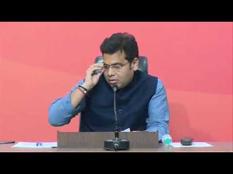 Health of UP continues to decline but the wealth of SP, BSP&Congress increasing: Pt Shrikant Sharma
