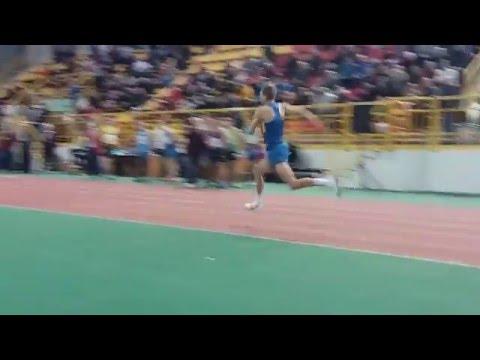 Юрий Кримаренко 2.23 ( Чемпионат Украины в помещении 2016 )