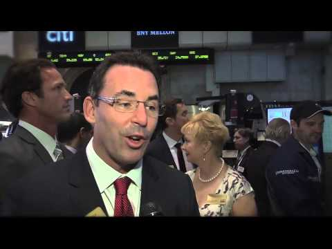 TherapeuticsMD Celebrates Recent Listing on NYSE MKT