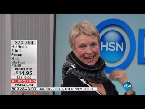 HSN | HSN Today: Warm & Cozy Gifts 12.12.2016 - 07 AM