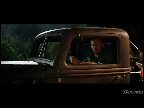Samoa fight scene : fast and furious present Hobbs and Shaw
