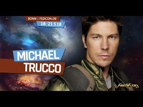 FedCon 27: Tricia Helfer & Michael Trucco