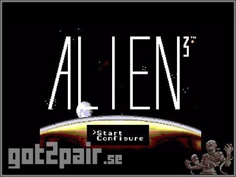 Alien 3 - Master System