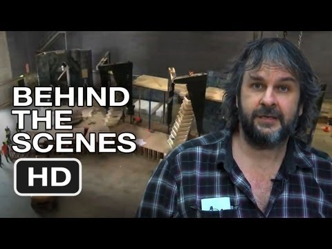 The Hobbit - Production Video #8 (2012) Peter Jackson Movie HD Video