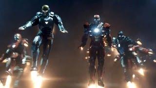Iron Man 3 : Nouvelle Bande Annonce VOST