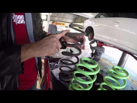 Vlog 397 | A instalar los Coilovers