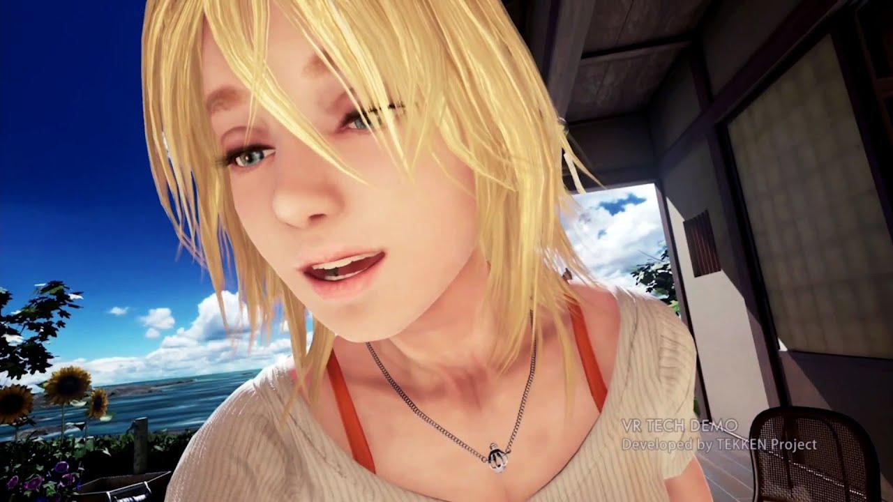 SUMMER LESSON Trailer – VR Game [E3 2015] PS4 #VideoJuegos #Consolas