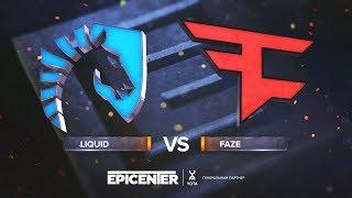 Liquid vs. FaZe - EPICENTER 2018 - map1 - de_mirage [Sl4m, Strike]