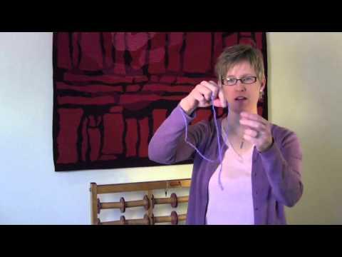 Swivel technique for unplying tapestry yarn