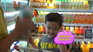 Video JANJI SUCI - Rafathar Belanja Perlengkapan Halloween (27/10/18) Part 1 MP3, 3GP, MP4, WEBM, AVI, FLV November 2018
