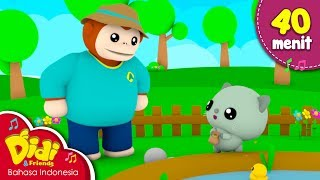 Video Lagu Anak Balita Indonesia | Didi & Friends | Meong Meong Si Bingo & Lain lain | 40 Menit MP3, 3GP, MP4, WEBM, AVI, FLV Maret 2019