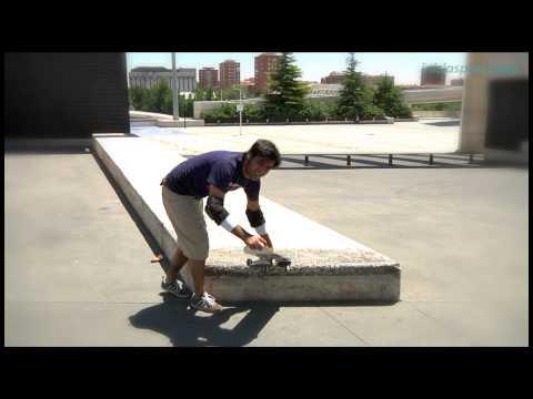 Skateboard 16. Trucos slide y grind