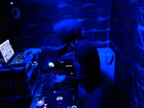 """Spontaneous Alien Abduction #7"" Dark Psytrance Live on LUV"
