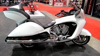 3. 2014 Victory Vision Tour Walkaround - 2014 Toronto Motorcyle Show