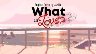 Video TWICE - What Is Love? | English Cover by JANNY MP3, 3GP, MP4, WEBM, AVI, FLV April 2018